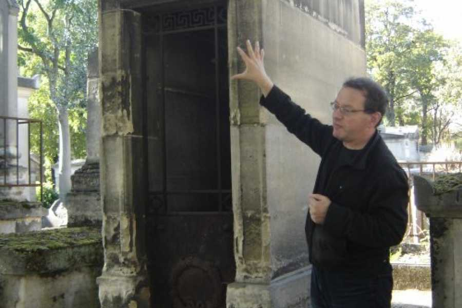 Explorabilia An esoteric visit to the Père Lachaise cemetery