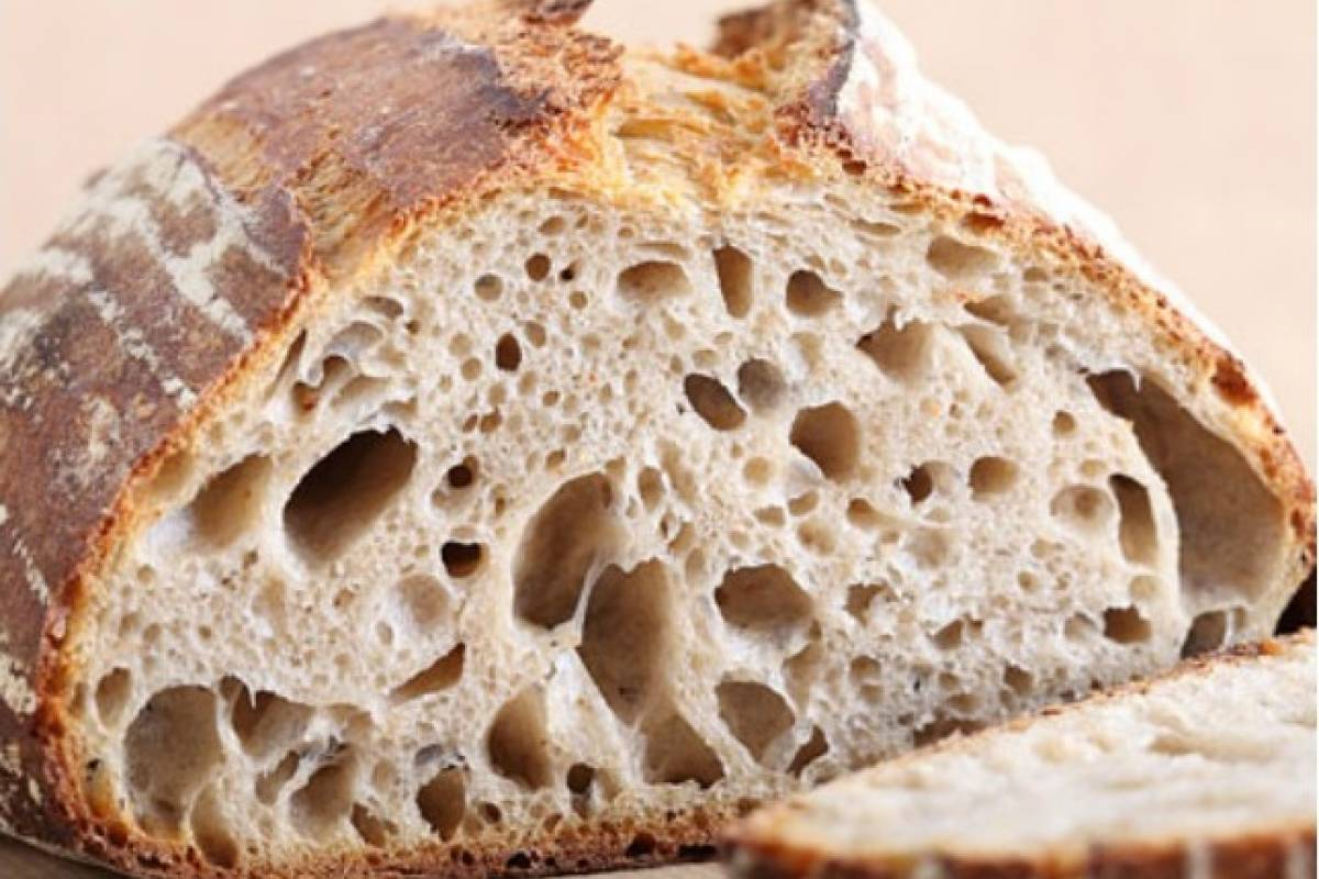 Good Food Ireland The art of traditional sourdough bread at Dingle Cookery School