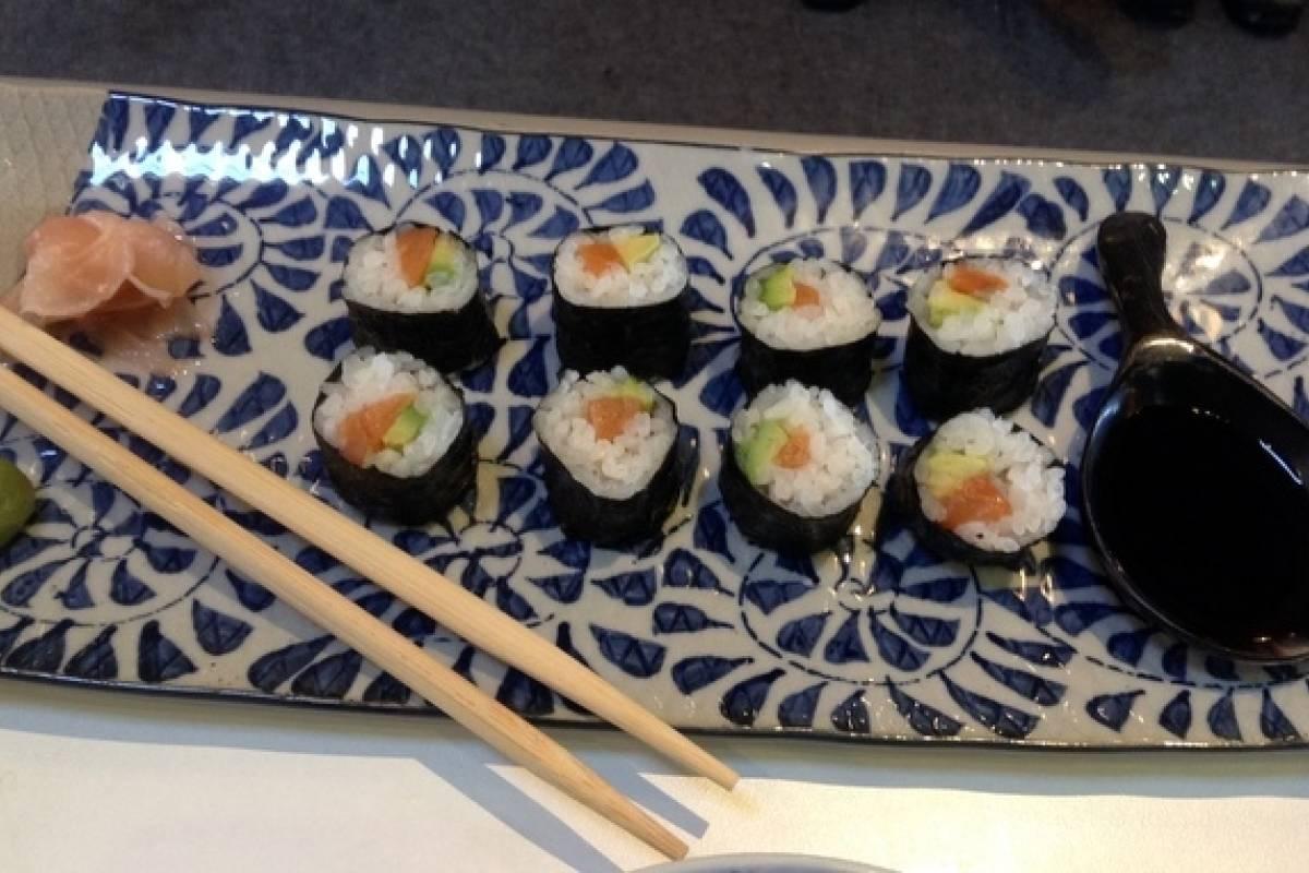 Good Food Ireland Sushi made Simple at Ballymaloe Cookery School