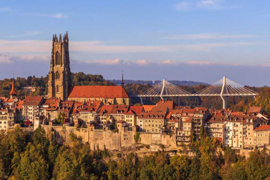 "mobileo Schweiz Tour Classique ""Les ponts de Fribourg"""