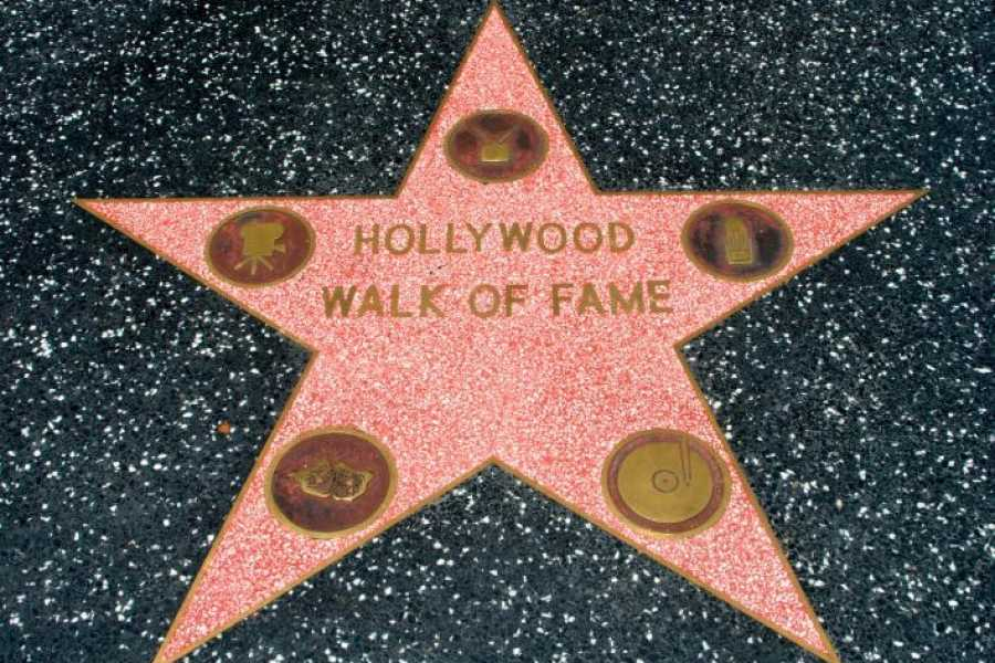 Dream Vacation Builders Hollywood Walk of Fame Self-Guided Tour From Anaheim/Orange County