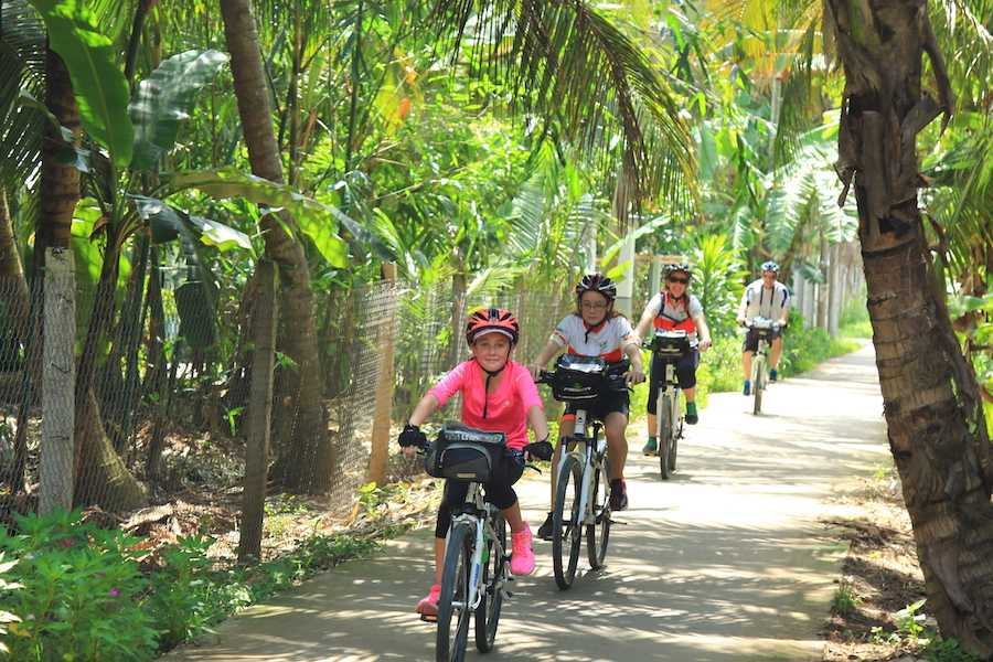 Les Rives Authentic River Experience Mekong Delta Three Day Tour by Boat and Bicycle