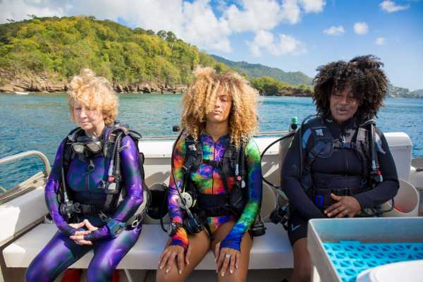 Aquanauts Grenada Scuba Yoga Week