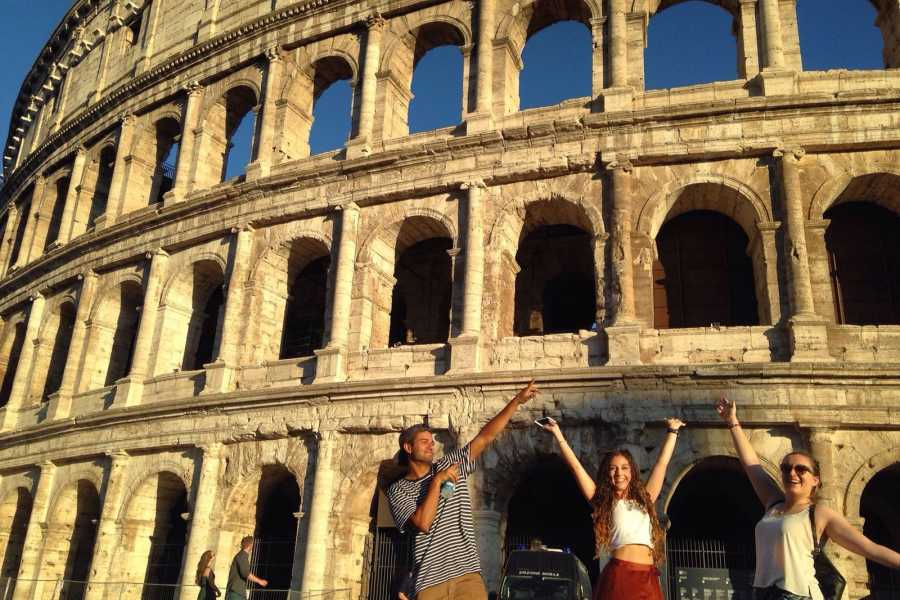 Italy on a Budget tours ROME IN A DAY from Florence