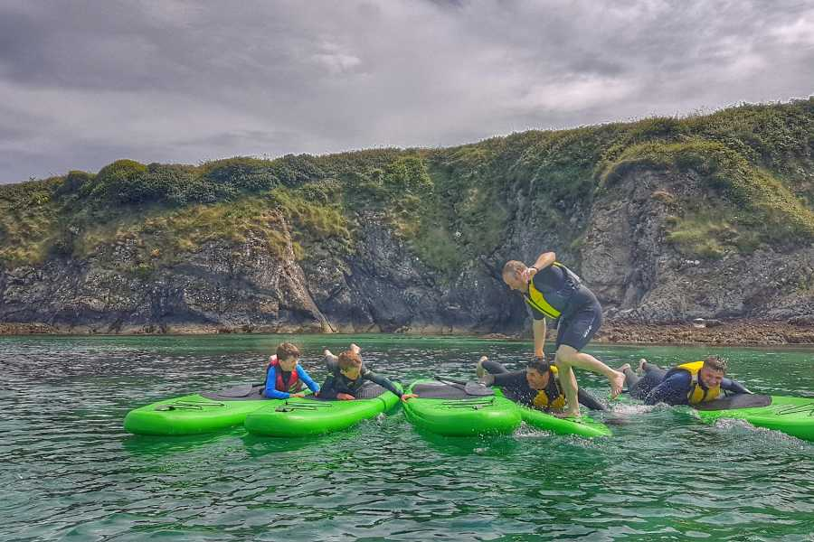 The Irish Experience Stand Up Paddle Boarding Experience