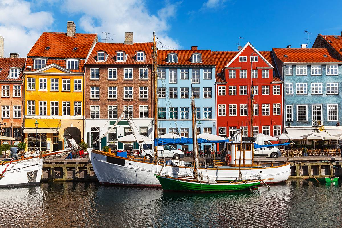 SANDEMANs NEW Copenhagen Tours Appetiser Private City Tour