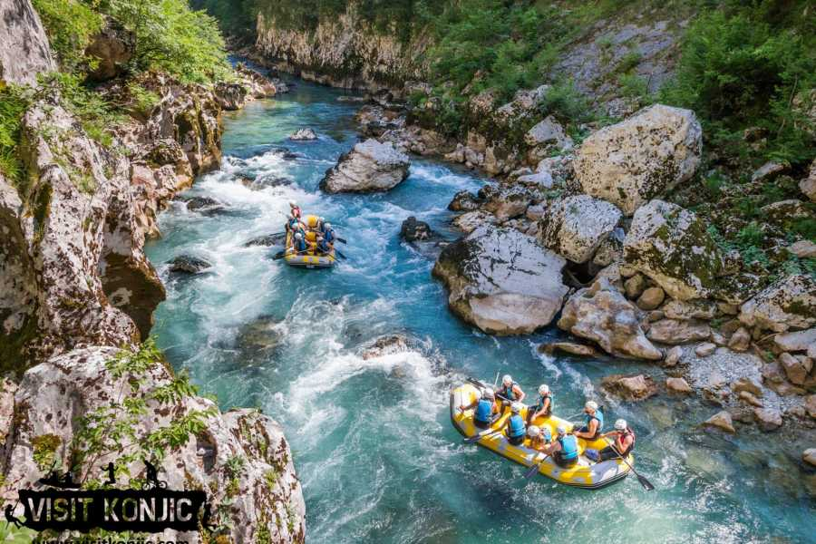 Visit Konjic Find adventure in Konjic