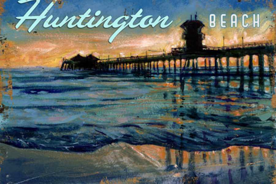 Dream Vacation Builders Round Trip Transfer to Huntington Beach Tour #BP#1