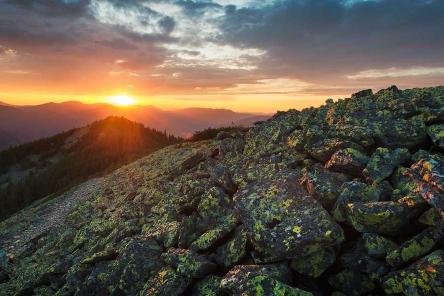 Wild-Trails Stone seas adventure in Ukraine