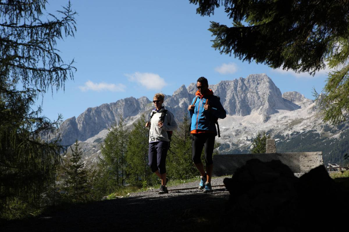 Nature Trips Hiking: Alpe Adria Trail 8days 7nights - guided