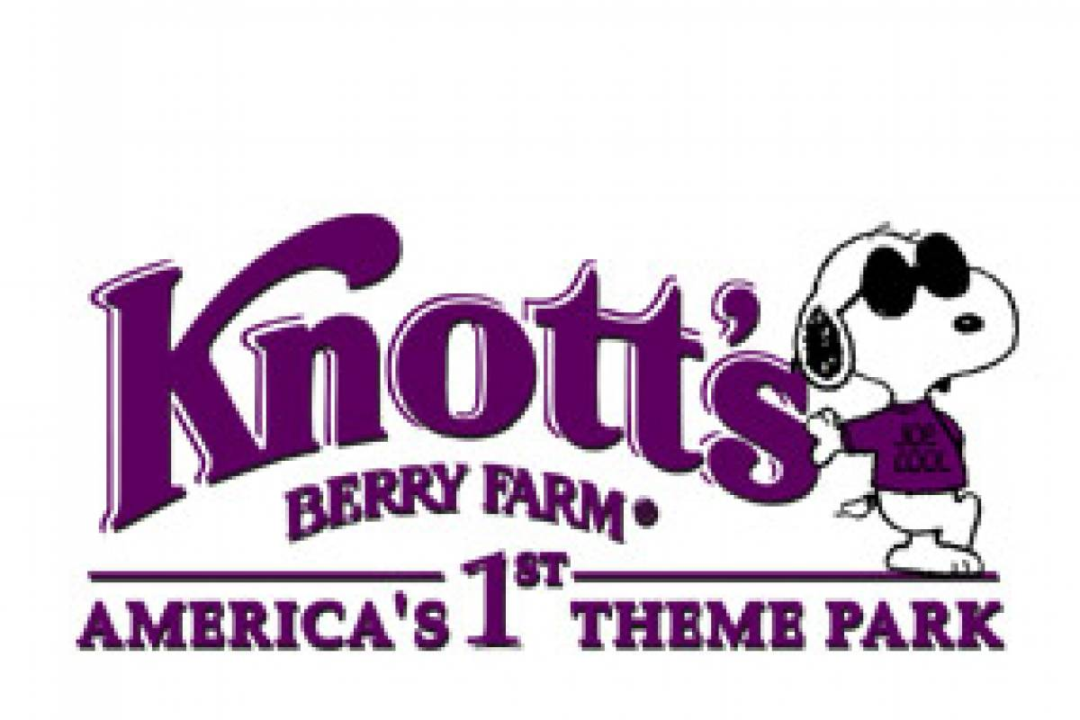 Dream Vacation Builders 1 Day Knott's Berry Farm Admission