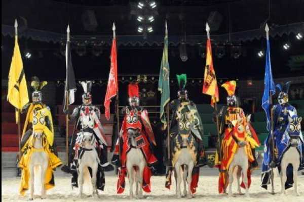 Dream Vacation Builders Medieval Times Buena Park Admission