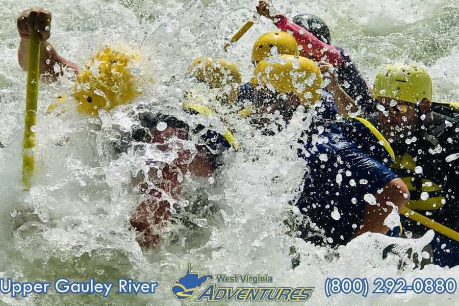 West Virginia Adventures Upper Gauley Class V (Fall)