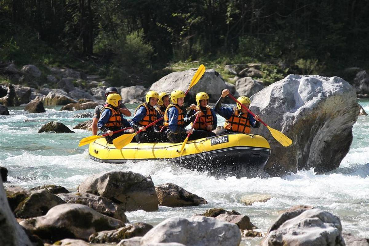 Ride around L'Isonzo, il fiume di smeraldo – adrenalin