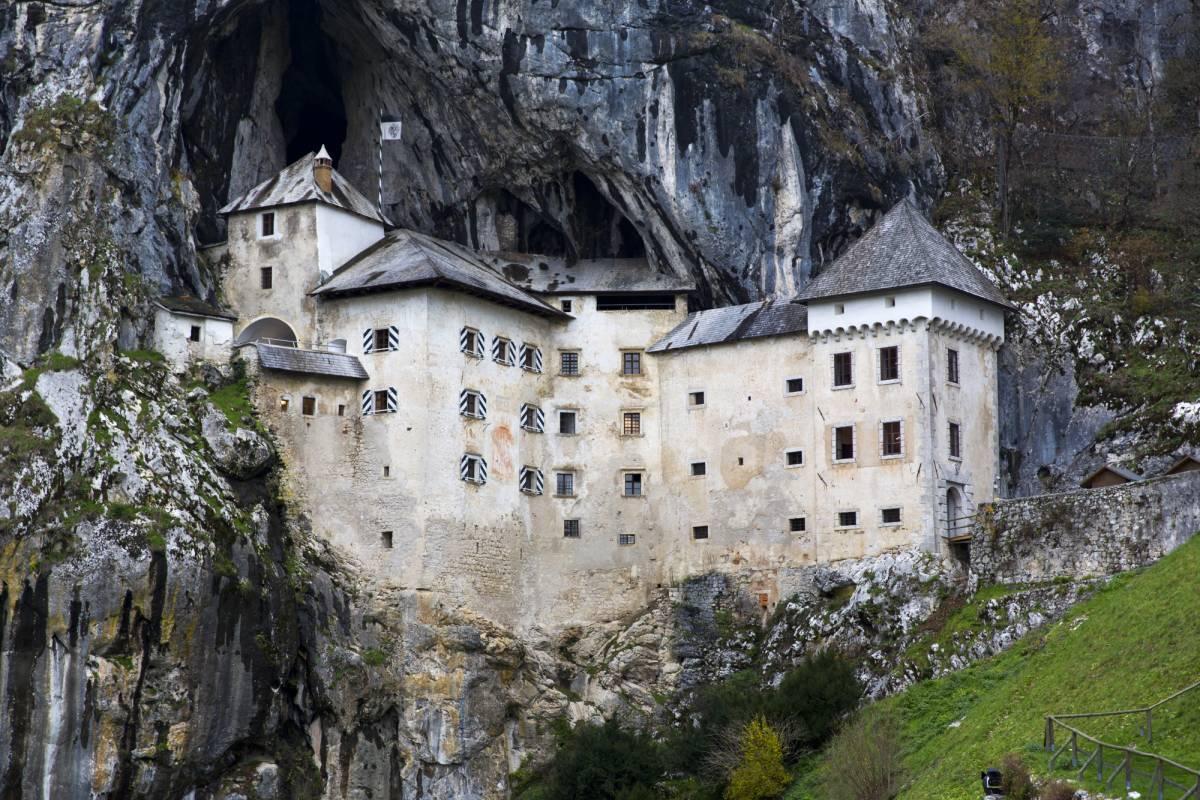 Ride around Postojna Cave