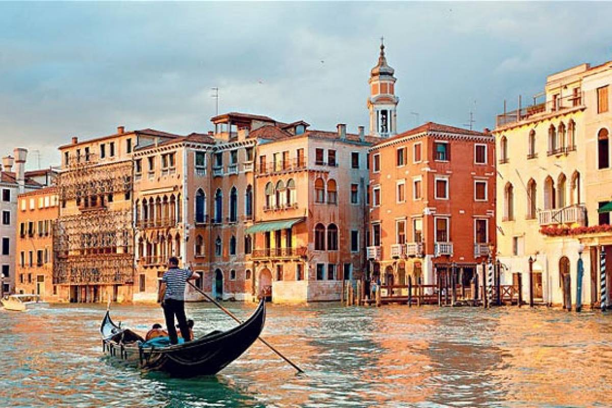 Ride around Venezia in un giorno