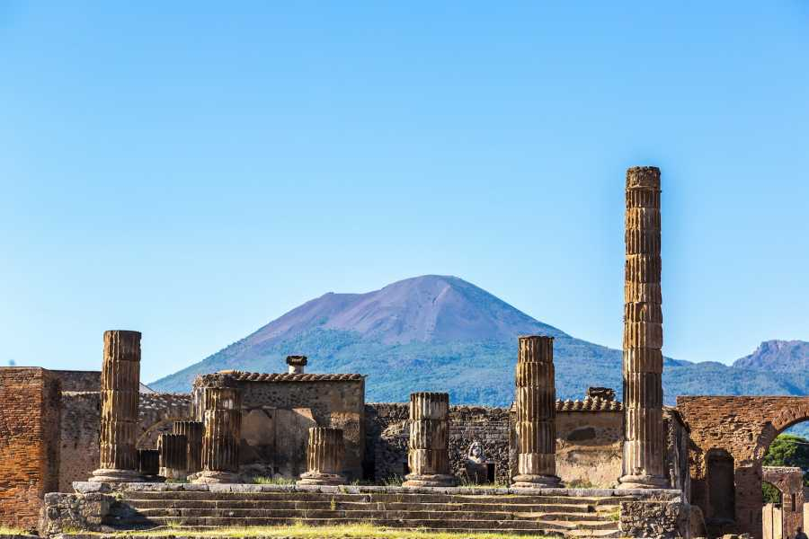 Travel etc Pompei & Vesuvio da Napoli