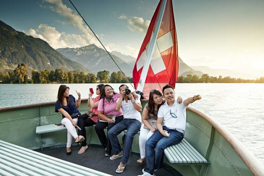 BLS AG, Schifffahrt Tourist Ticket Lake Brienz