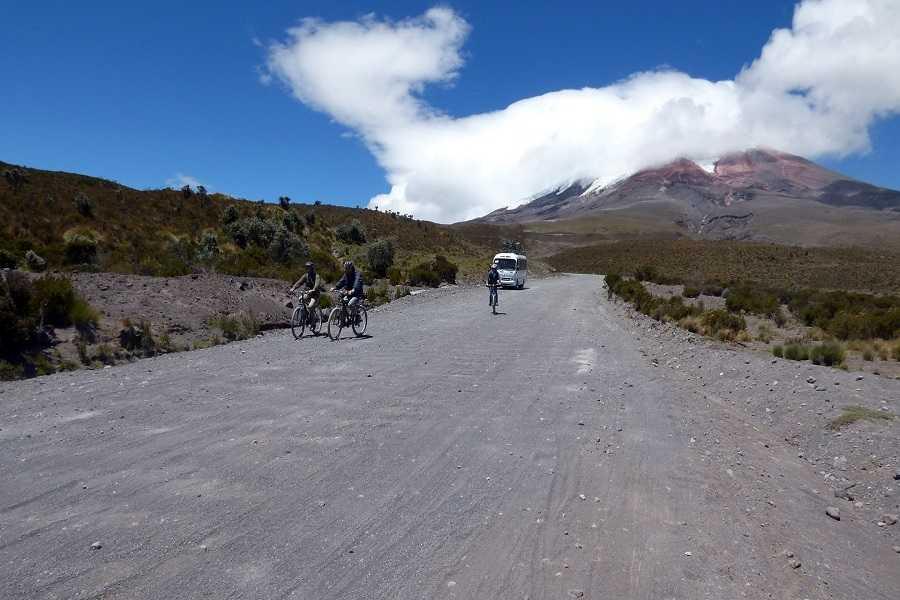 gulliver.com.ec Cotopaxi Bikes