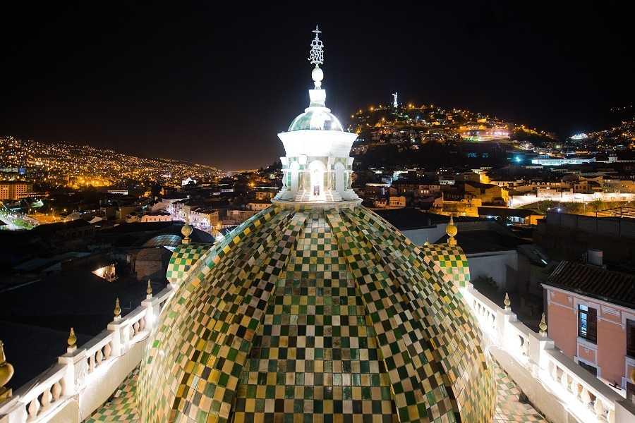 gulliver.com.ec QUITO CITY TOUR BY NIGHT