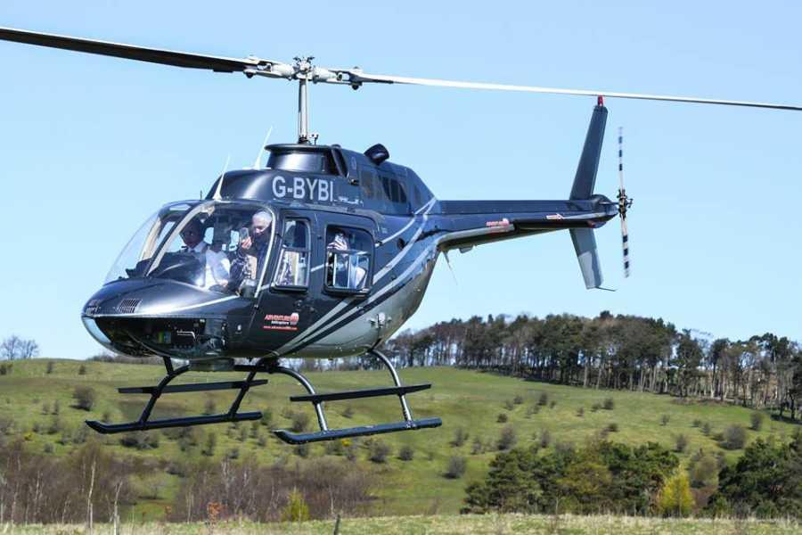 The Irish Experience Helicopter Tours Ireland