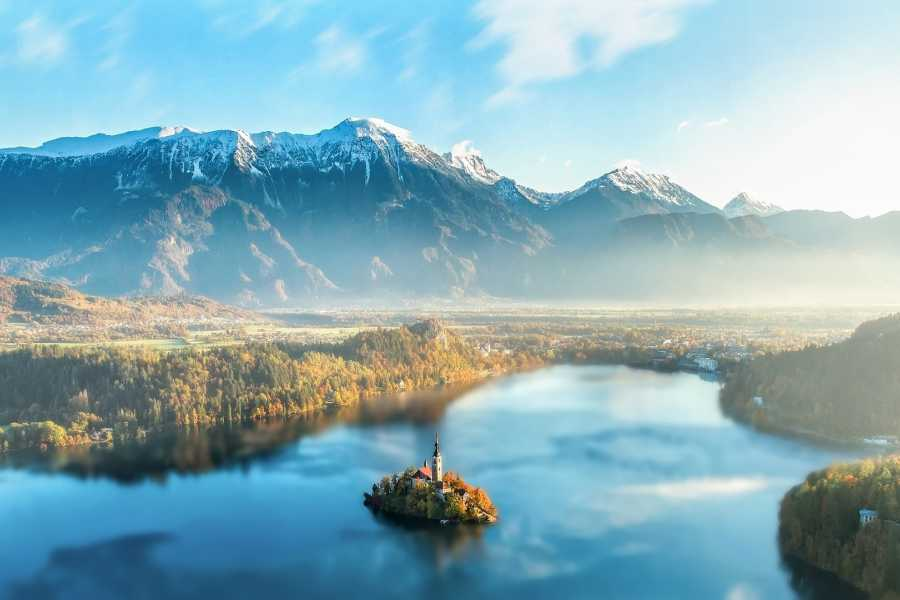 Nature Trips Slovenia : Active Weekend in Bled  - 3 days/2 nights