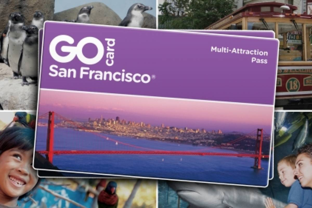Dream Vacation Builders San Francisco GO Card