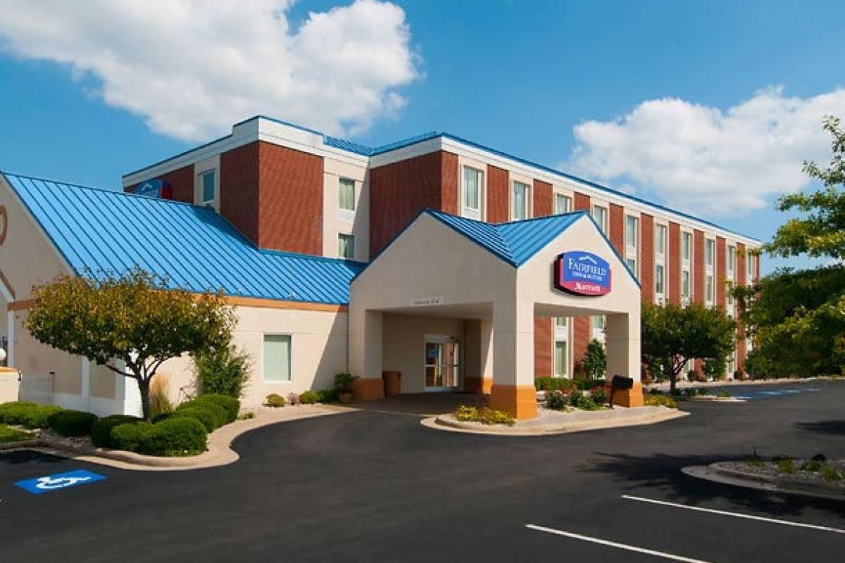 West Virginia Adventures Fairfield Inn by Marriott