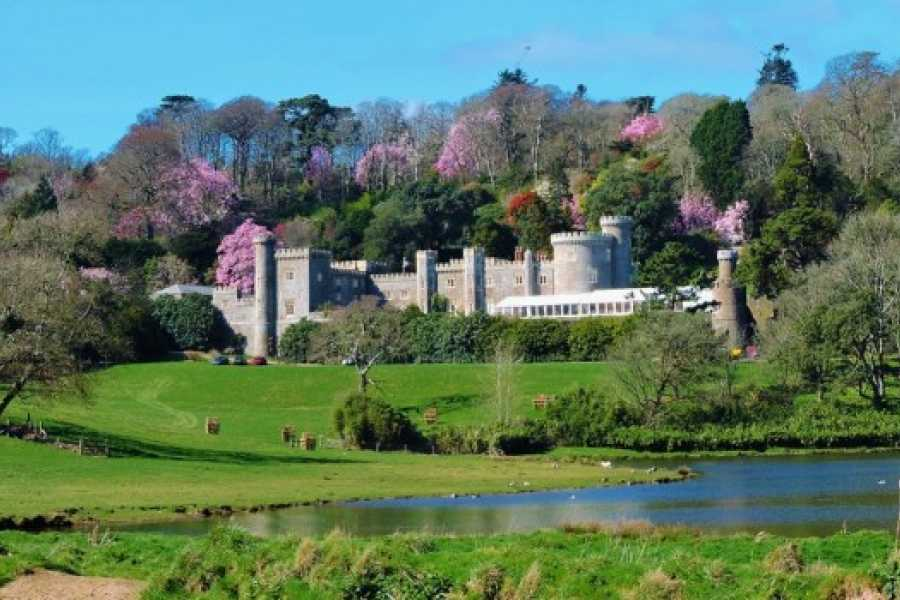Oates Travel St Ives CAERHAYS CASTLE & GARDEN, THURSDAY 17TH MAY