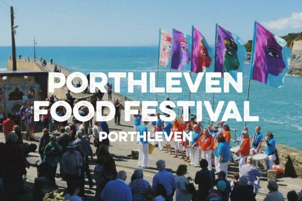 Oates Travel St Ives Porthleven Food Festival