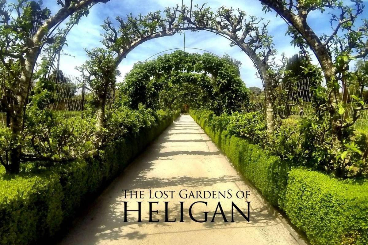 Oates Travel St Ives Lost Gardens of Heligan