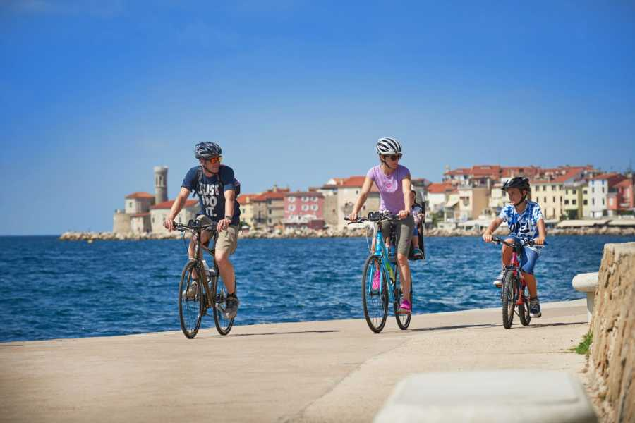 Nature Trips Cycling Istria - Parenzana-  6days self guided