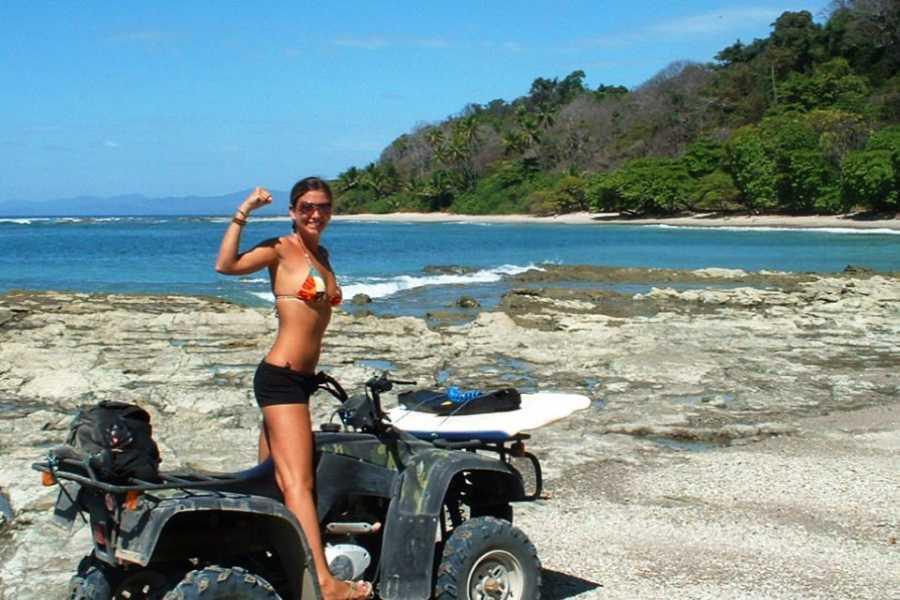 CongoCanopy.com ATV Beach Lovers Tour