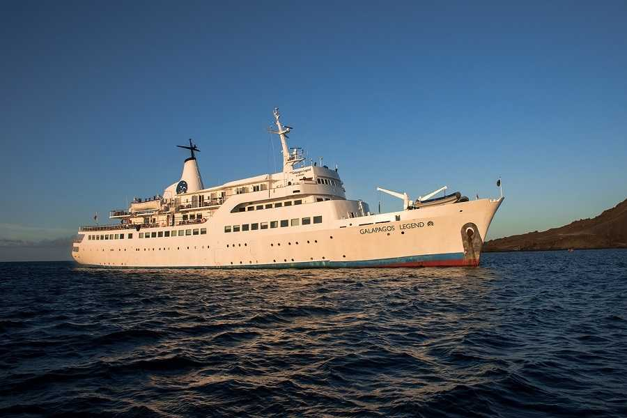 gulliver.com.ec LEGEND – LUXURY CLASS CRUISE