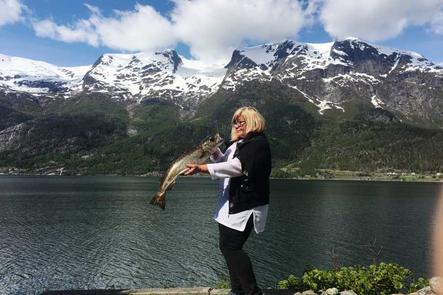 Stana Gard Fishing on Stana Gard