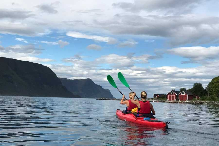 Uteguiden AS Kayak & Hike Ålesund