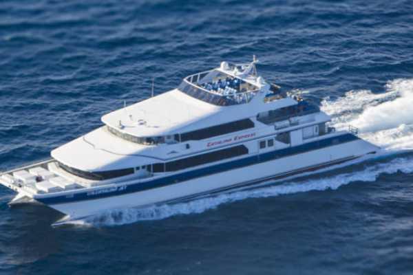(CX1) Catalina Express (CX1) + Round Trip Transfers