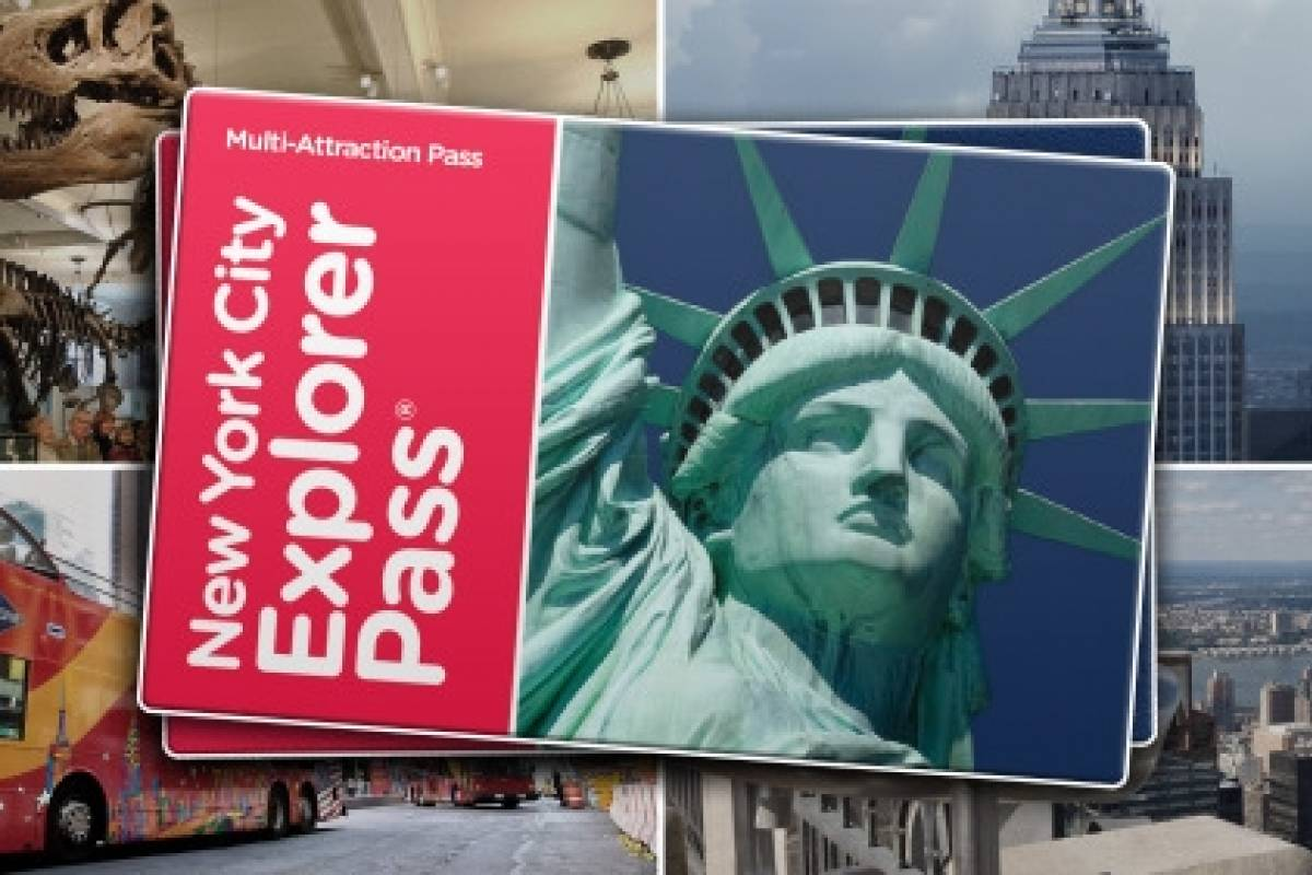 Dream Vacation Builders New York City Explorer Pass