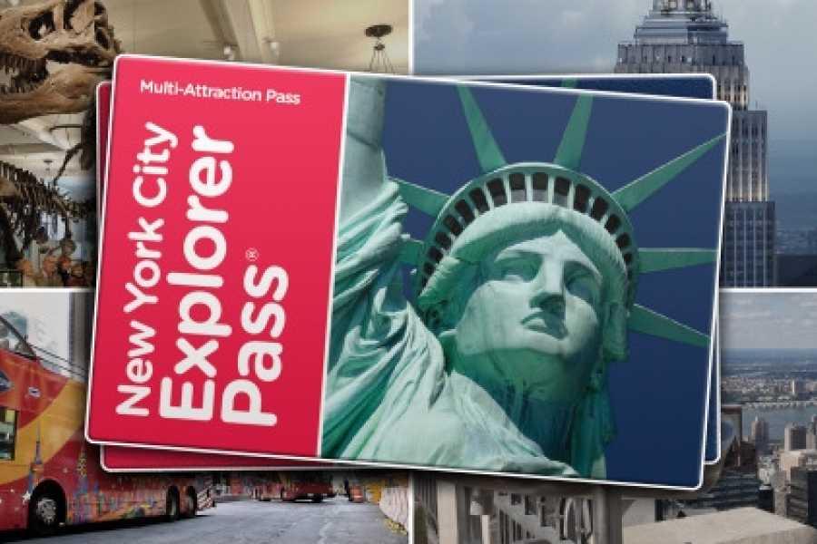 Dream Vacation Builders New York City Explorer Pass