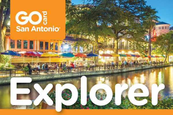 Dream Vacation Builders San Antonio Explorer Pass