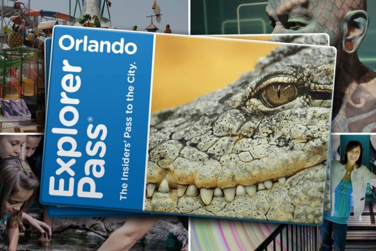 Dream Vacation Builders Orlando Explorer Pass