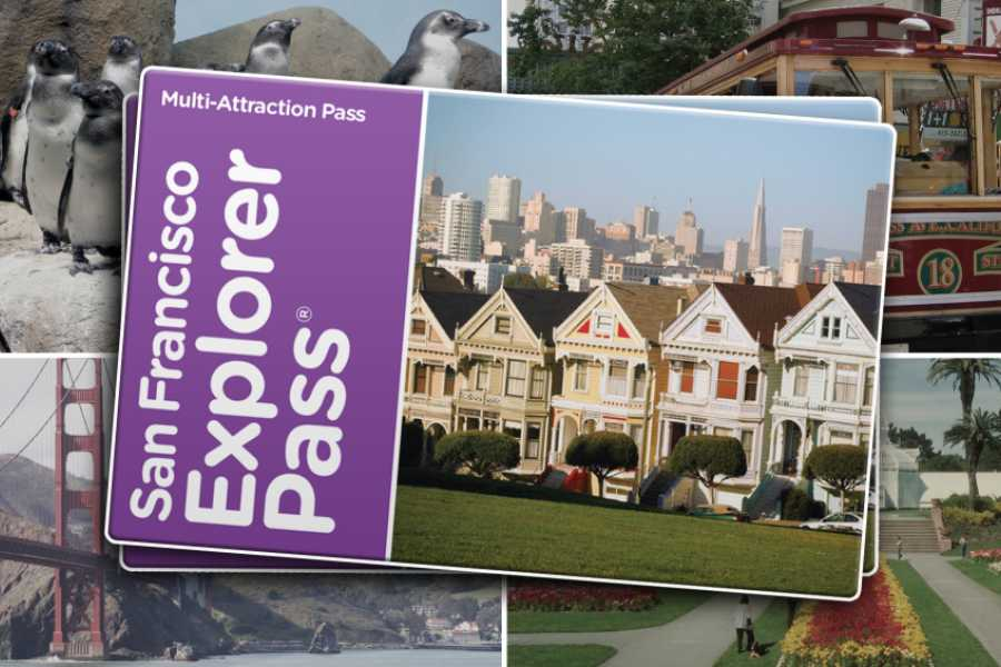 Dream Vacation Builders San Francisco Explorer Pass