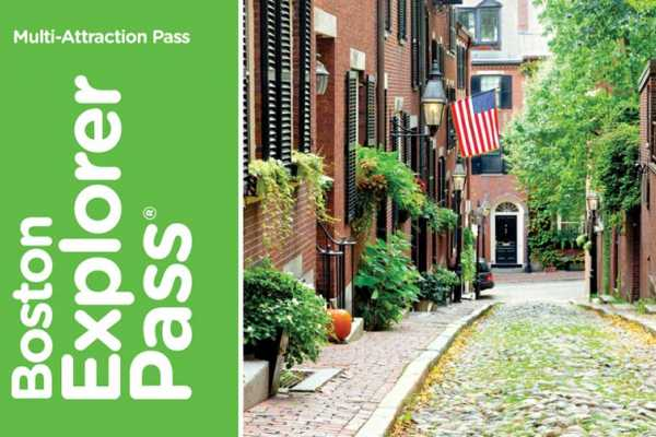 Dream Vacation Builders Boston Explorer Pass