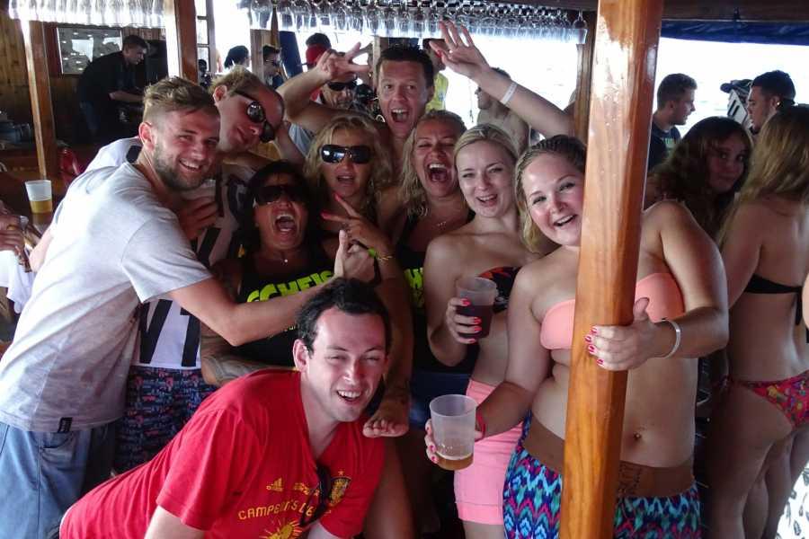 Barca Samba Partyboot-Tour (tagsüber)