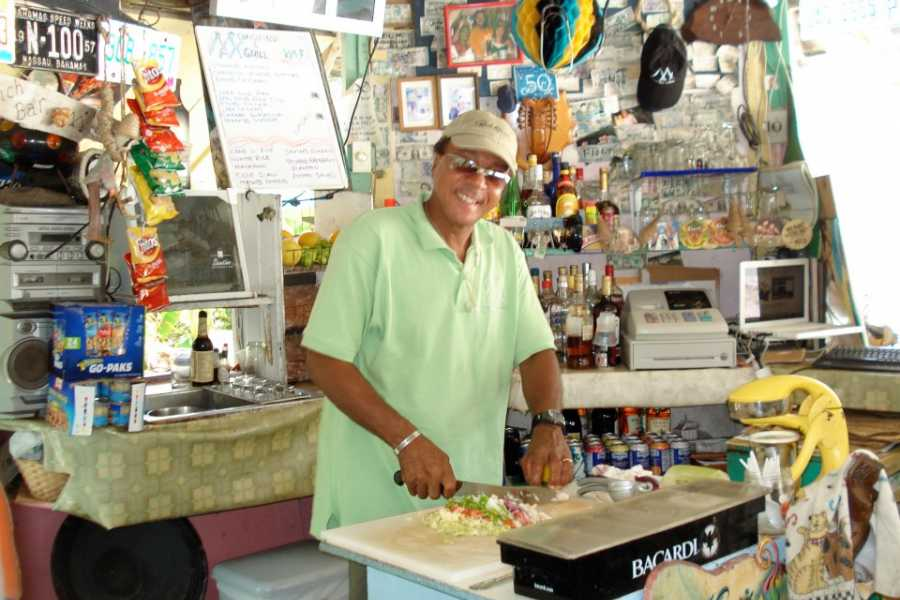 TheRealBahamas LLC Dining Voucher: Max's Conch Bar