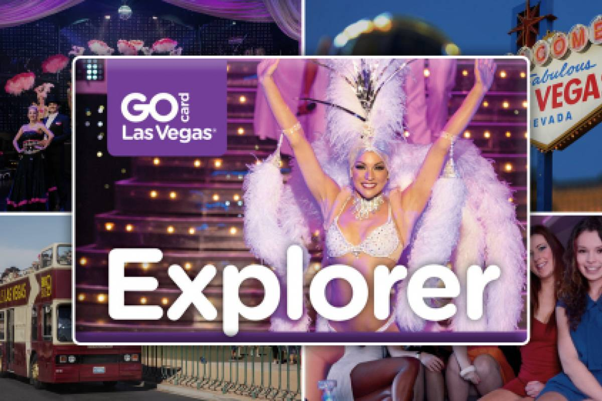 Dream Vacation Builders Las Vegas Explorer Pass