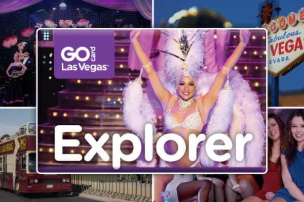 Dream Vacation Builders Las Vegas Explorer Pass