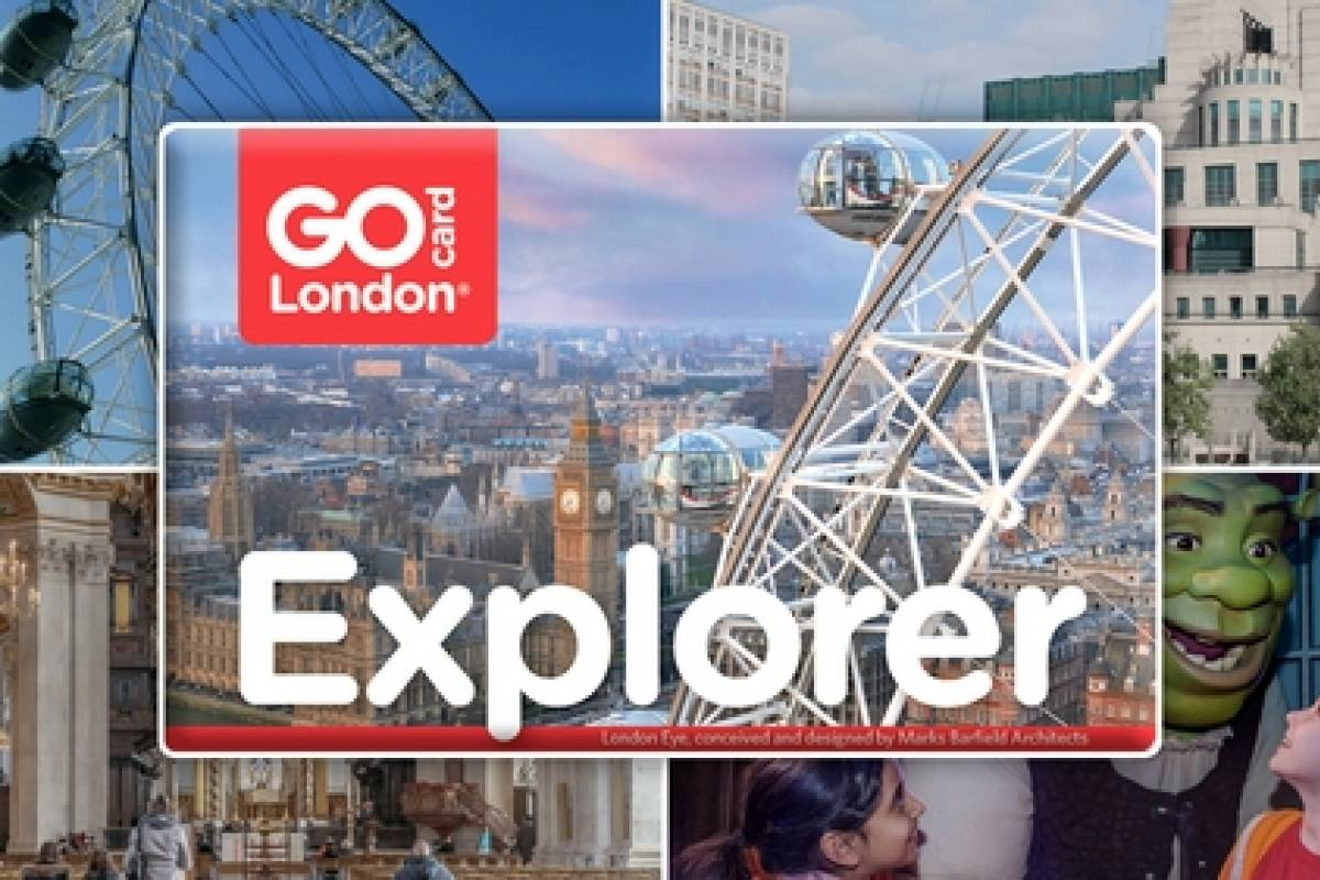 Southern California Ticket & Tour Center London Explorer Pass