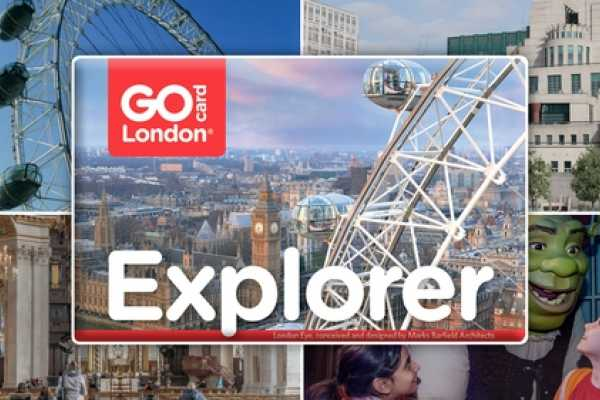 Dream Vacation Builders London Explorer Pass