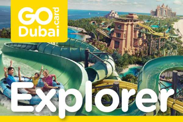 Dream Vacation Builders Dubai Explorer Pass